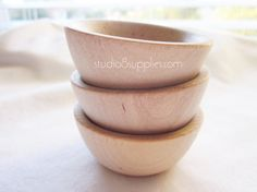 5 Small Ring Cups by studio8supplies, $7.50