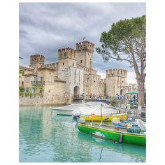 Sirmione, Italie