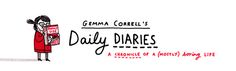 gemma correll's daily diaries