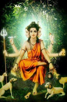 Maha guru dattatreya namo namah