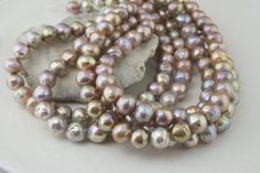 Chinese Kasumi pearls