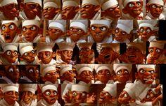 Pixar: Ratatouille | Skinner faces #3