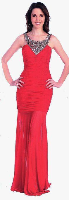 Evening Dress<BR>Ball Dress under $140 <BR>1323<BR>Dazzling Glam!