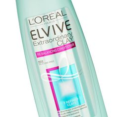 Loreal Elvive Extraordinary Clay Conditioner 250Ml