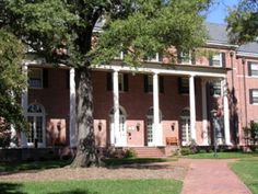 Kenan Dorm At UNC (My home for three years)