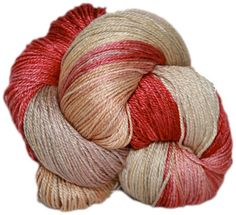 Handmaiden Swiss Mtn Silk, Merino & Seacell Yarn