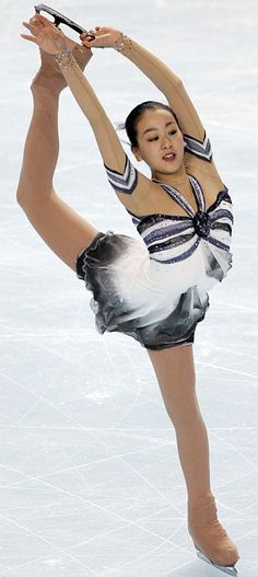 Mao Asada, at age 15 she was the best women's figure skater in the ...