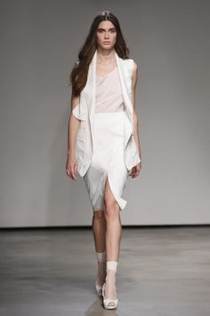 Atsuro Tayama Ready To Wear Spring Summer 2014 Paris - NOWFASHION