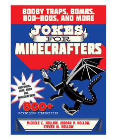 Jokes for Minecrafters Paperback