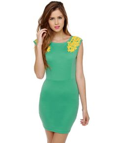 love mint green from lulus