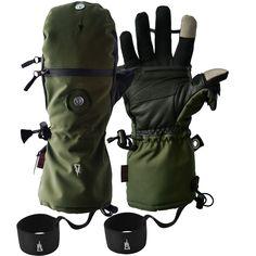 The next generation HEAT 3 gloves