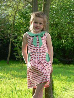 Mie Flavie: De Antoinette jurk