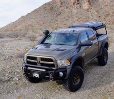 American Expedition Vehicles Ram 2500 project, now called the Prospector, Pickup Trucks, Dodge Pickup, Dodge Cummins, Dodge Trucks, Jeep Truck, New Trucks, Cool Trucks, Custom Trucks, Dodge Ram 2500
