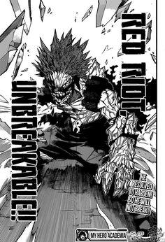 Manga Boku no Hero Academia - Chapter 133 - Page 19