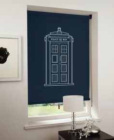 Awesome wireframe design window shades of iconic Star Wars, Star Trek, Dr Who Wireframe Design, Blinds For Windows, Window Blinds, Police, Geek Crafts, Roller Blinds, Doctor Who, Window Treatments, Star Trek