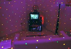 I'm Here, But  Nothing, 2000. Installation by Yayoi Kusama.