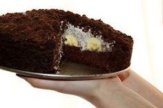 žít vege: krtkův dort z cizrny