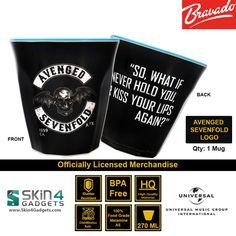 Universal Music/ Bravado Officially Licensed Merchandise Artist: Avenged Sevenfold Skull Edition
