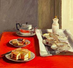 stilllifequickheart:    Ben Henriques  Tea Spread  2009