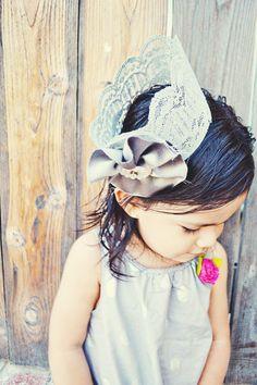 DIY Lace Crown #kids #crafts