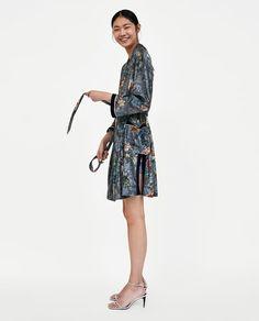 a3f860f096 Image 3 of VELVET KIMONO from Zara Co Ord Sets, Zara United States, Kimono