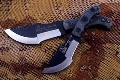 TOP's Tracker Knife. This is one of the most versatile survival knives ever made.