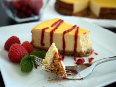 The Best Low-Fat Cheesecake…EVER!