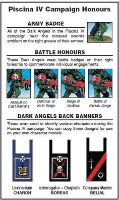 Posted Image Warhammer Dark Angels, Dark Angels 40k, Warhammer 40k Figures, Warhammer Art, Warhammer 40k Miniatures, Warhammer 40000, 40k Armies, Step By Step Painting, Space Marine