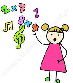 Ιδέες για δασκάλους: Τραγουδάμε την προπαίδεια του 3,4,6,7,8