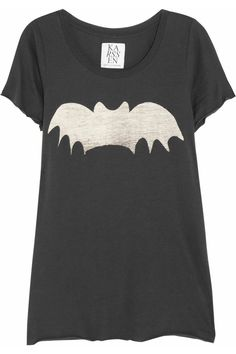 Zoe Karssen | Bat cotton and modal-blend T-shirt | NET-A-PORTER.COM | $94