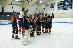 Hockey Salute #imahockeydad