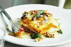 "Pumpkin, sage and ricotta lasagne - ""This is every bit as delicious as the picture. It is a huge winner!"" - katemorris"