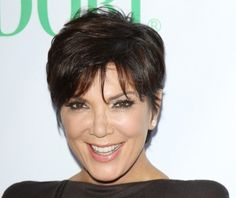 hairstyle ideas short hairstyle kris jenner jenners very short ...