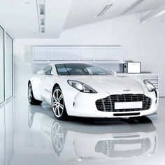 ♕ The Luxury Side of Life ♕ Aston Martin One-77