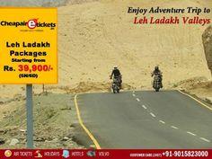 Bike riding is Most wonderful Experience in Leh-Ladakh