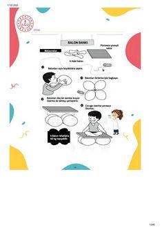 Keyifli Ev Atölyem - Ailecek Yapılabilecek 100 Etkinlik Kindergarten, Map, Location Map, Kindergartens, Maps, Preschool, Preschools, Pre K, Kindergarten Center Management