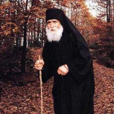 Elder Paisios of Mount Athos on The Joy of a Light Stomach Orthodox Icons, Jesus Christ, Stretches, Faith, Loyalty, Believe, Religion