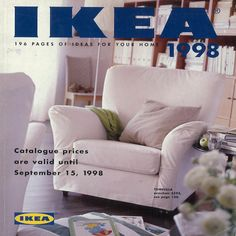 The 1998 IKEA Catalogue.