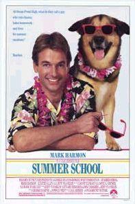 Mark Harmon in Summer School