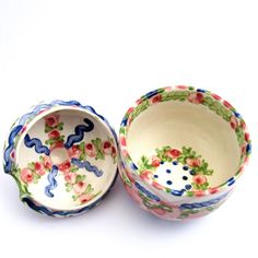 """DOSEN """"Rosa-BluVerde"""" Serving Bowls, Tableware, Pink, Dinnerware, Tablewares, Dishes, Place Settings, Mixing Bowls, Bowls"""