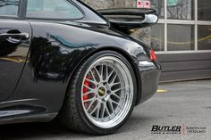 Porsche 993 - Carrera with BBS LM Wheels exclusively from Butler Tires and Wheels in Atlanta, GA - Image Number 10820 Porsche 993, Porsche Sports Car, Porsche Cars, Bbs Wheels, Pretty Cars, Modified Cars, Jdm Cars, Classic Cars, Porsche Classic