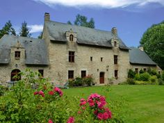Manor house in Brittany