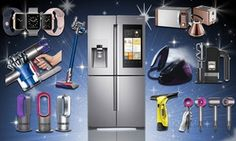 Groupon - Home & Kitchen Appliances Mystery Deal with a Chance to Get Samsung Family Hub Fridge, Dyson Goods, Apple Watch & More. Groupon deal price: £9.98
