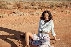 Spell and The Gypsy Collective 2016 Campaign Shanina Shaik by Ming Nomchong-3