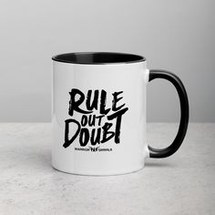 Accessories Archives - WarriorGrrrls Morning Hugs, Morning Coffee, Rules Quotes, Shopping Quotes, Mug Rack, Ceramic Mugs, Spice Things Up, Color Splash, Improve Yourself