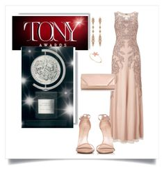 """""""And the award goes to..."""" by ntone3 on Polyvore featuring Adrianna Papell, Stuart Weitzman, Fernando Jorge and Dorothy Perkins"""
