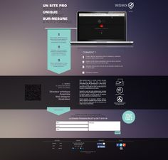 Simple wisiwix.com Web design
