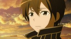 Sword Art Online, I never finished this anime. I stopped when Yui came and left. It was really good, I know a lot of people don't like this anime but it's really not so bad. I totally love Kirito and Asuna together. Arte Online, Kunst Online, Online Art, Otaku Anime, Manga Anime, Sword Art Online Kirito, I Love Anime, Awesome Anime, Light Novel