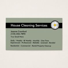 House cleaning business cards pinterest cleaning business professional cleaning services business card colourmoves