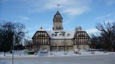 Winnipeg--Assiniboine Park Pavilion